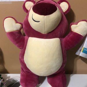 Disney Cuddleez Lotso Bear